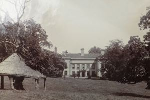 Home of Major James Poole and his family in Herefordshire
