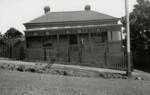 James Ayers Junior's house in Launceston