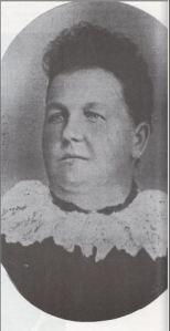 Fanny Fox born 1855
