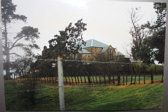St John the Baptist Ouse circa 1992
