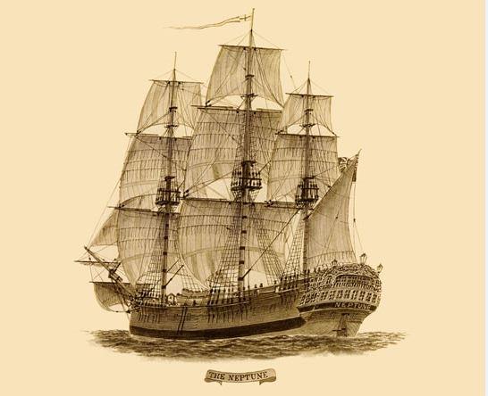 Neptune ship