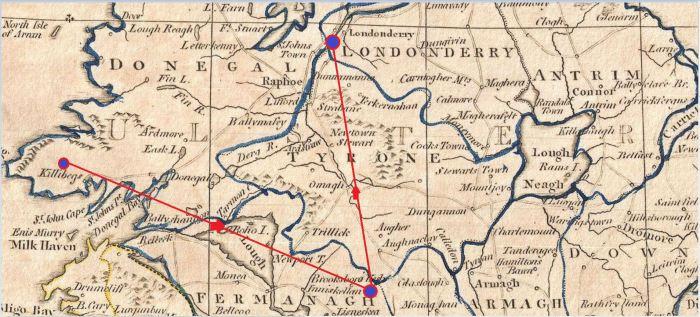 John McKinleys journey