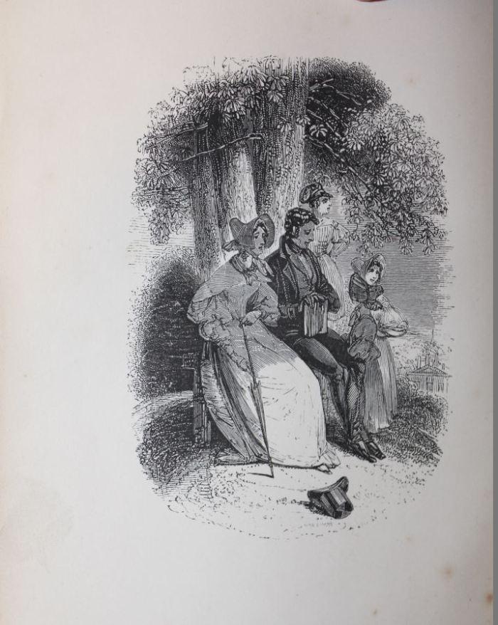 family scene 1826