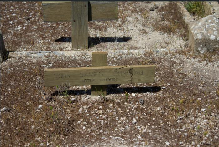 John James Dunstall grave